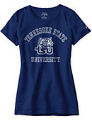 Tennessee State University Tigers Women's T-Shirt