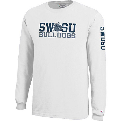 Product: Southwestern Oklahoma State University Bulldogs Long Sleeve T-Shirt