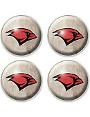 University of the Incarnate Word Cardinals Fridge Magnet 4-Count