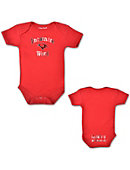 University of the Incarnate Word 'I'm Behind the Cardinals' Infant Bodysuit