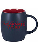 University of the Incarnate Word 12 oz. Robusto Mug