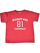 University of the Incarnate Word Cardinals Toddler Short Sleeve T-Shirt