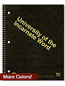 University of the Incarnate Word 200 Sheet 5 Subject Notebook