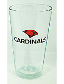 University of the Incarnate Word Cardinals 16 oz. Drink Glass