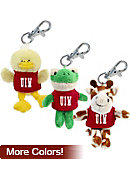 University of the Incarnate Word Plush Keytag