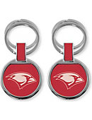 University of the Incarnate Word Cardinals Double Ring Keytag