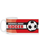 University of the Incarnate Word Soccer 15 oz. Mug