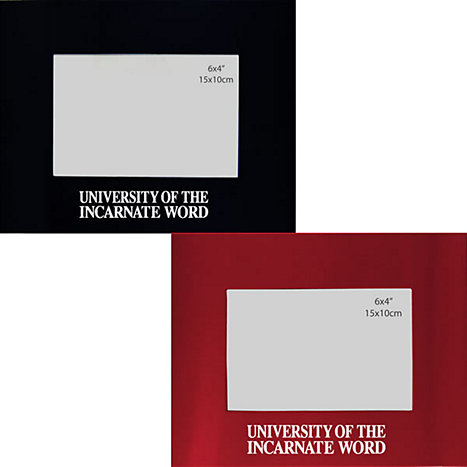 Product: University of the Incarnate Word 4X6 Frame