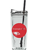University of the Incarnate Word Cardinals 16 oz. Tumbler