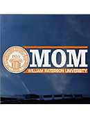 William Paterson University Mom Decal