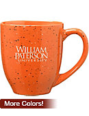 William Paterson University 16 oz. Bistro Mug