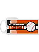 William Paterson University Baseball 15 oz. Mug