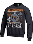 William Paterson University Ugly Sweater Crewneck Sweatshirt