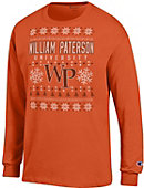 William Paterson University Ugly Sweater Long Sleeve T-Shirt