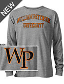 William Paterson University Long Sleeve Victory Falls T-Shirt