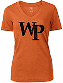 William Paterson University Pioneers Women's V-Neck T-Shirt