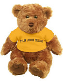 Tyler Junior College Plush Bear