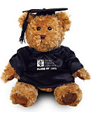 Tyler Junior College 10 in. Cap and Gown Plush Bear