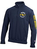 Regis University 1/4 Zip NuTech Fleece