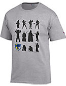 Regis University Rangers Star Wars T-Shirt