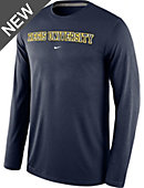 Nike Regis University Dri-Fit Legend Long Sleeve T-Shirt