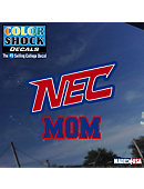 NEC Mom Decal