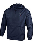 New England College Pilgrims Pack n Go Jacket