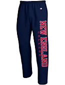 New England College Open Bottom Sweatpants