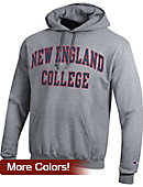 New England College Hooded Sweatshirt