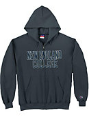 New England College Full-Zip Hooded Sweatshirt