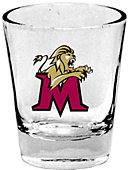 Molloy College Lions 1.5 oz. Collector's Glass
