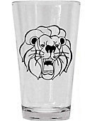 Molloy College Lions 16 oz. Drinking Glass