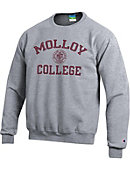Molloy College Crewneck Sweatshirt