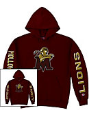 Molloy College Lions Hooded Sweatshirt