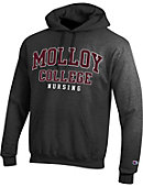 Molloy College School of Business Hooded Sweatshirt