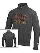 Molloy College 1/4 Zip Fleece Pullover