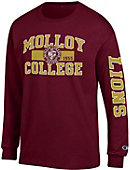 Molloy College Lions Long Sleeve T-Shirt