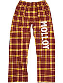 Molloy College Flannel Pants