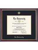 Lee University 8.5'' x 11'' Windsor Diploma Frame