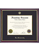 Lee University Windsor Diploma Frame - 14 X 17