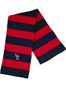 Lee University Flames Rugby Scarf