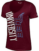 Lee University Women's V-Neck T-Shirt