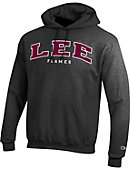 Lee University Flames Hooded Sweatshirt