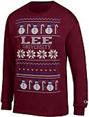 Lee University Ugly Sweater Long Sleeve T-Shirt