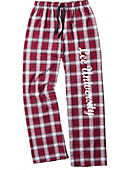Lee University Women's Slim Fit Flannel Pants