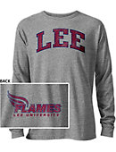 Lee University Flames Long Sleeve Victory Falls T-Shirt