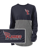 Lee University Flames Women's Ra Ra T-Shirt