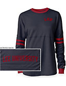 Lee University Flames Women's Ra Ra Long Sleeve T-Shirt