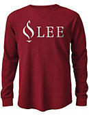 Lee University Watch Hill Waffle Long Sleeve T-Shirt