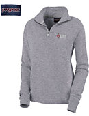 Lee University Women's 1/4 Zip Chelsea Fleece Pullover